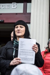 justyna petycja