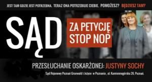 sad 4 kwietnia poznan
